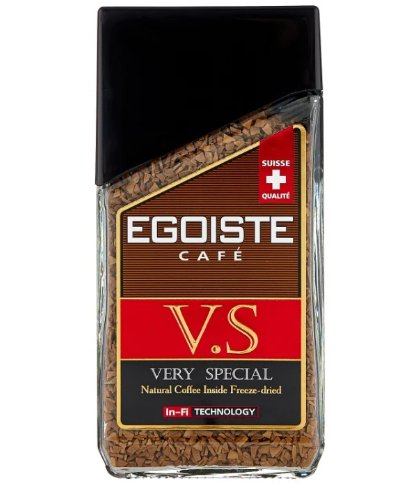 Купить недорого растворимый кофе Egoiste