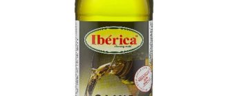 Купить недорого масло оливковое Iberica